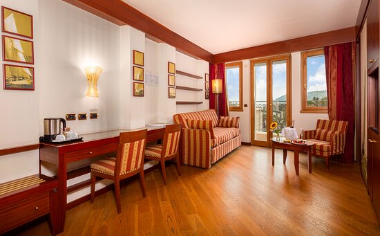 Salotto Royal suite  living room royal suite