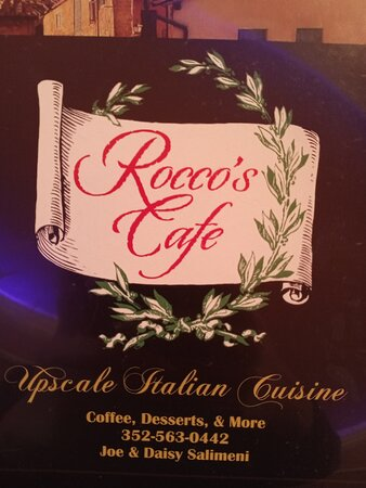 Authentic Italian Cuisine. Located in Crystal River FL.  6612 w gulf to lake hwy, Crystal River FL 34429