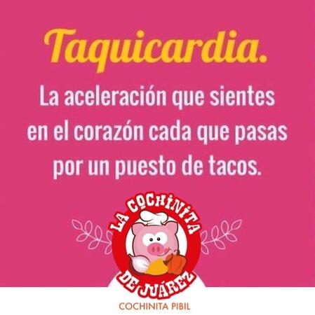 ¡Sucede mucho con los de cochinita! 🐽♥️ @cochinitadejuarezpachuca