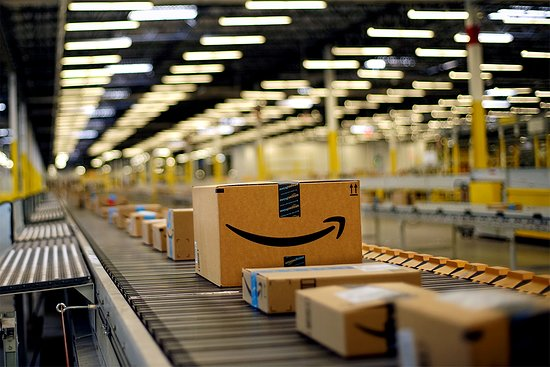 JAX2: Amazon Fulfillment Center Tour