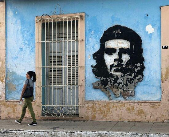 Trinidad, Cuba: Street Art 5