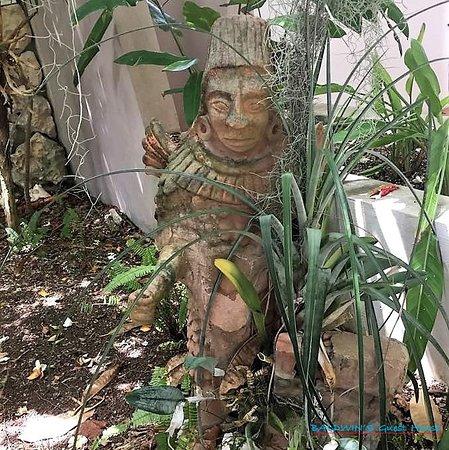 Look for the hidden treasures in our gardens.