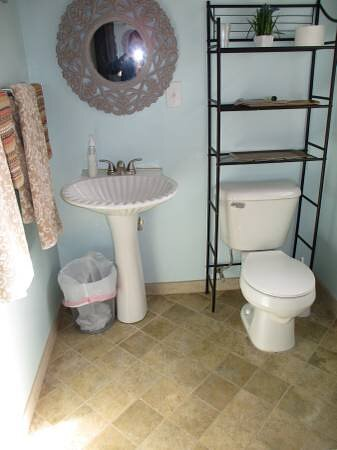 Balsam Lake, WI: BEAUTIFUL TILE WORK EASY TO CLEAN SPACES... REST WELL......