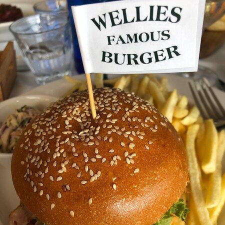 Me encanta el nuevo Wellies