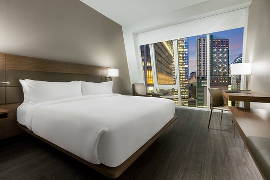 AC Hotel New York Times Square -ニューヨーク シティ-【 2020年最新 ...