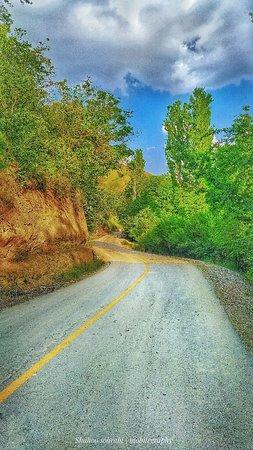 Kordestan Province, Iran: روستای هویه  Huyeh village