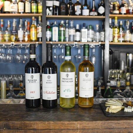 Selezione di vini biodinamici delle cantine Maciot.