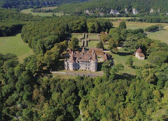 Chateau de Marzac