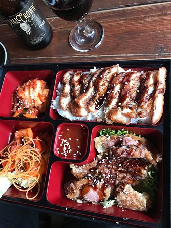Táo Viet Nam Home Cooking & Sushi Bar: Ret med And