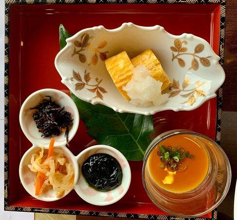 Breakfast (japanese food) 🥢