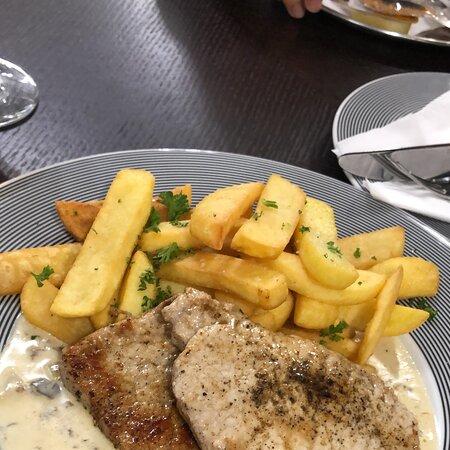 Restaurace, jídlo, spokojenost