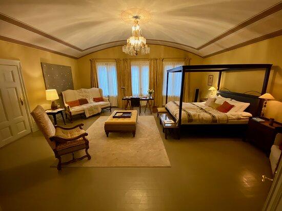 Suiten i andre etasje
