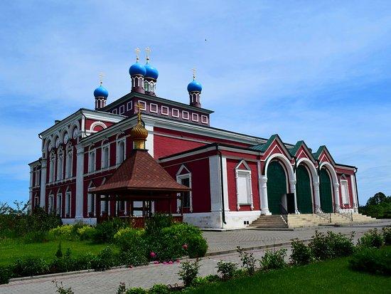 Nikolo-Radovitskiy Muzhskoi Monastyr