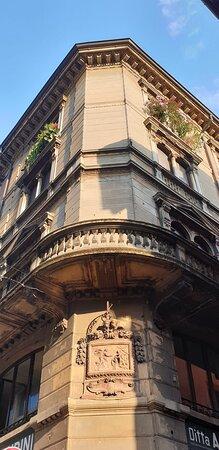 Bologna, Italia: angolo in centro storico