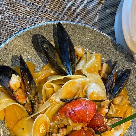 Cuisine digne d'un restaurant gastronomique