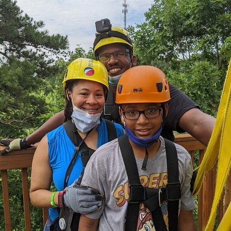 Family Fun Adventure at Kersey Valley Zipline