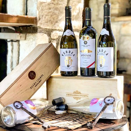 Premium wines.