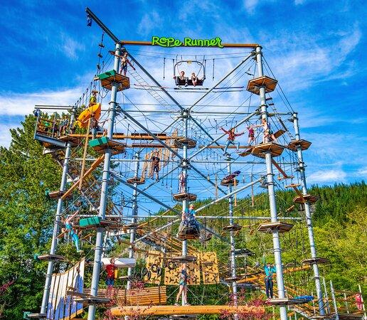 Rope Runner Aerial Adventure Park