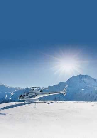 Heliworks Mt Cook Helicopters