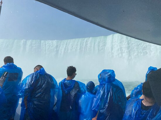 ‪Niagara Falls American-Side Tour with Maid of the Mist Boat Ride‬ صورة فوتوغرافية
