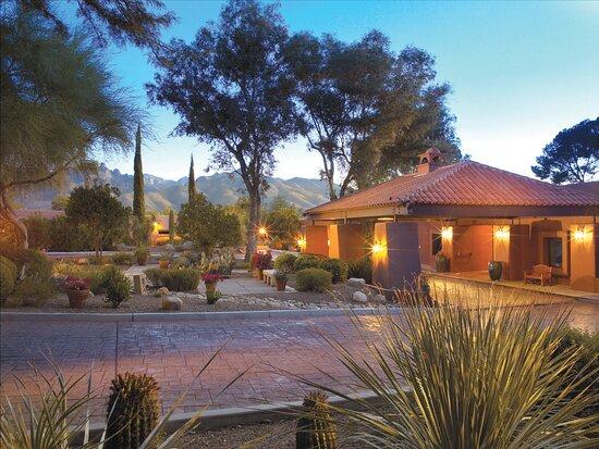 Canyon Ranch Wellness Resort Tucson