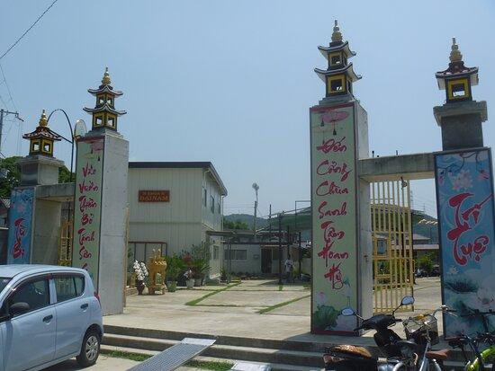 Dainan-ji Temple (Chua Dai Nam)