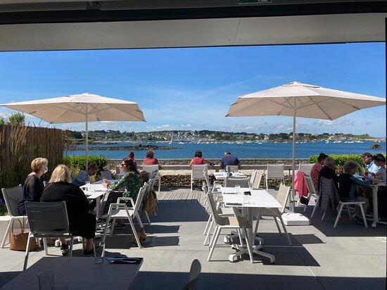 Terrasse Primel Café été 2020