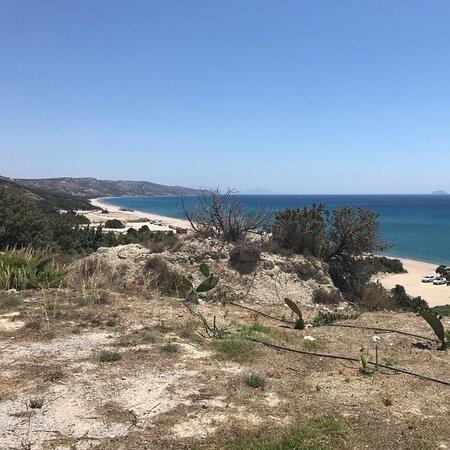 Wonderful view on Kefalos
