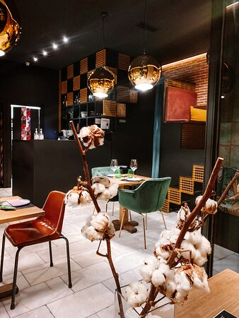 imagen Sto Globo Sushi Room en Madrid