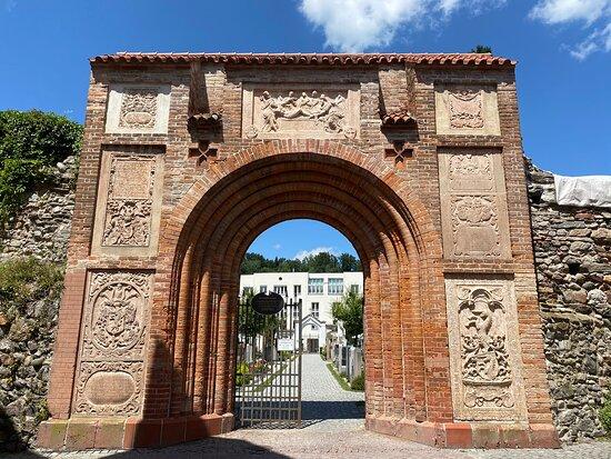 Altstadtfriedhof - Wasserburg am Inn