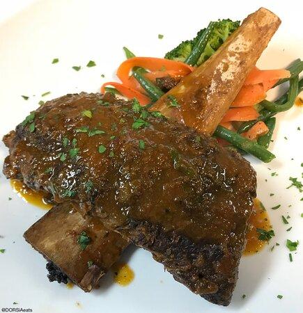 Braised Beef Short Rib