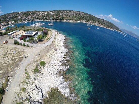 Νήσος Καστός, Ελλάδα: Windmill restaurant!!!!