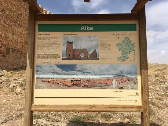 Castillo de Alba del Campo