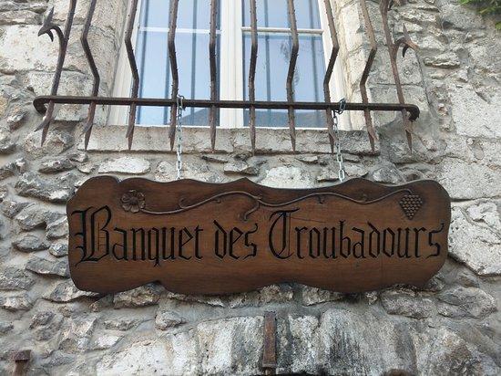 Le Banquet des Troubadours