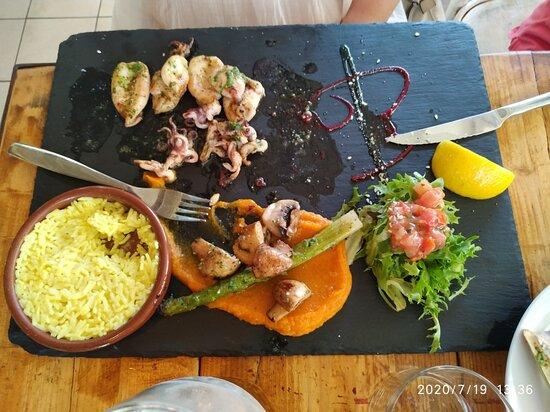 Bon restaurant type brasserie