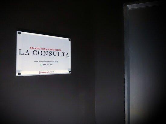 La Consulta - Escape Room