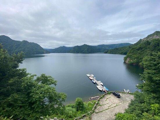 Lake Tagokura