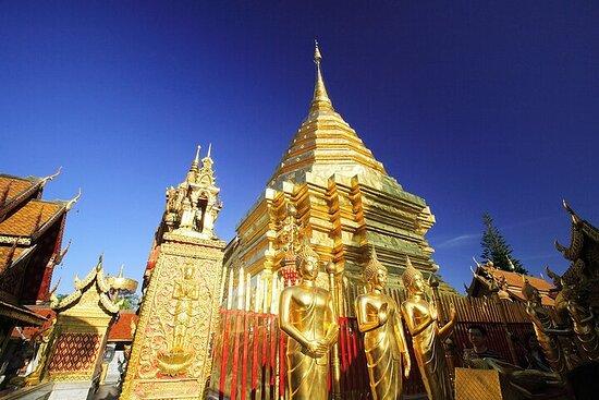 Bangkok - Chiang Mai Land Tour [4days-3nights]