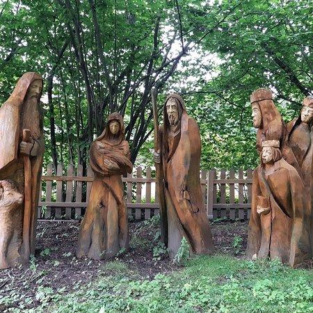 Ogród Sztuki Janosikart