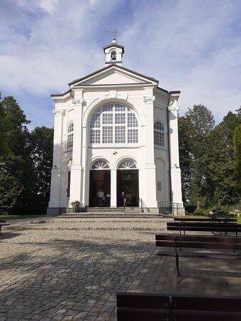 Sanktuarium Matki Bozej Studzieniczanskiej