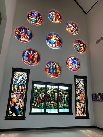Kakegawa Stained Glass Museum