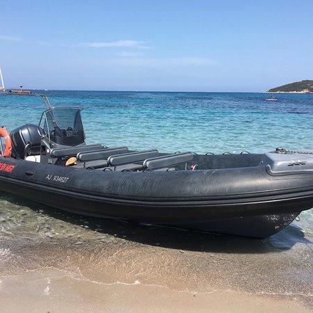 Taxi Boat Santa-Giulia