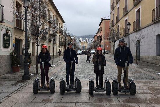 Segcitytours - Segway fun Segovia