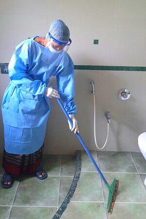 Sanitizing Stations