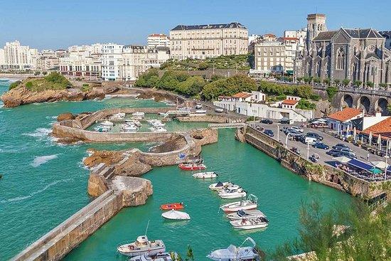 San Sebastian: Fransk baskiske kyst - Biarritz og San Juan de Luz