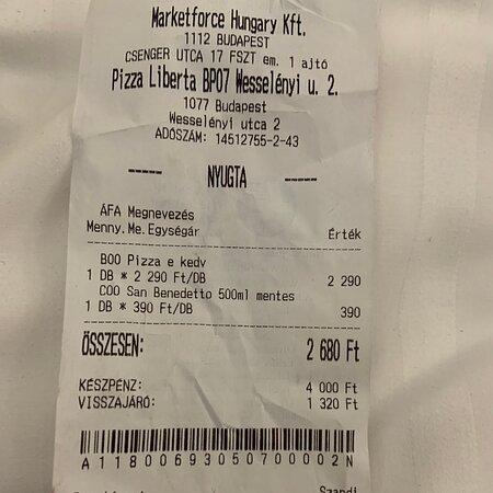 Pizza LIBERTA 사진