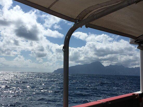 Marquesas Islands, بولينيزيا الفرنسية: navette Hiva Oa Fatu Hiva