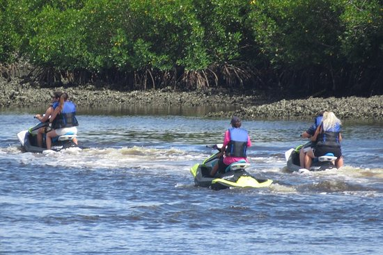 Ultimatives Ponce Inlet-Abenteuer auf Jet-Skis
