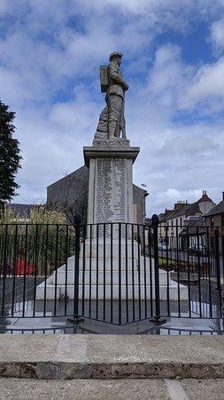 War Memorial Newmilns and Greenholm