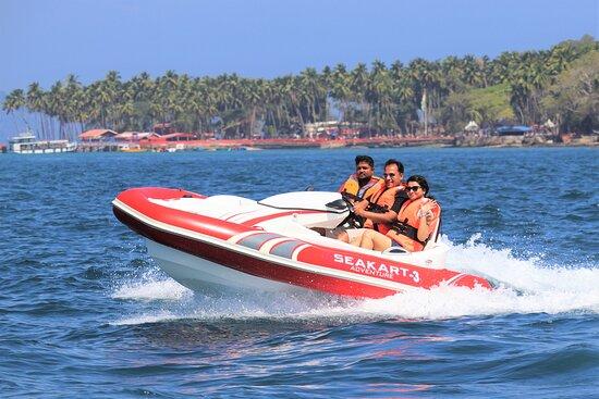 Seakart Adventure Andamans